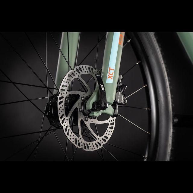CUBE Acid 240 Disc 2021 nuorten maastopyörä